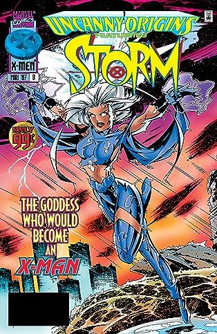 Uncanny Origins (1996-1997) #9