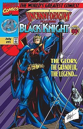 Uncanny Origins (1996-1997) #11
