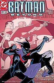 Batman Beyond (1999-2001) #22