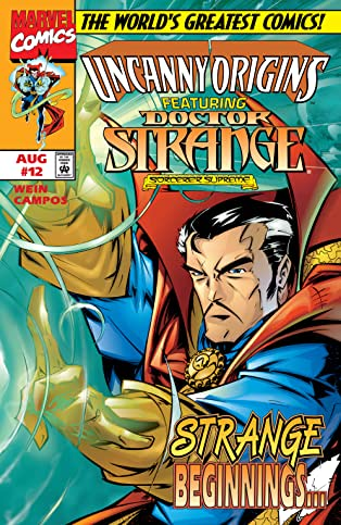 Uncanny Origins (1996-1997) #12
