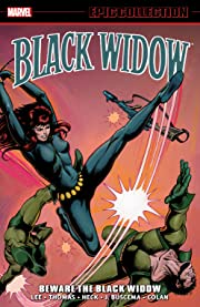 Black Widow Epic Collection: Beware The Black Widow