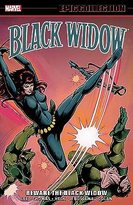 Black Widow Epic Collection: Beware The Black Widow