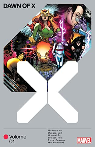 Dawn Of X Tome 1