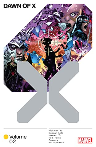 Dawn Of X Tome 2