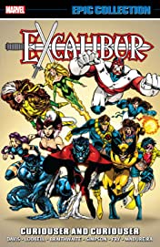 Excalibur Epic Collection: Curiouser And Curiouser