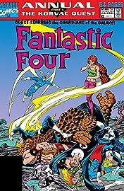 Fantastic Four (1961-1998) Annual #24