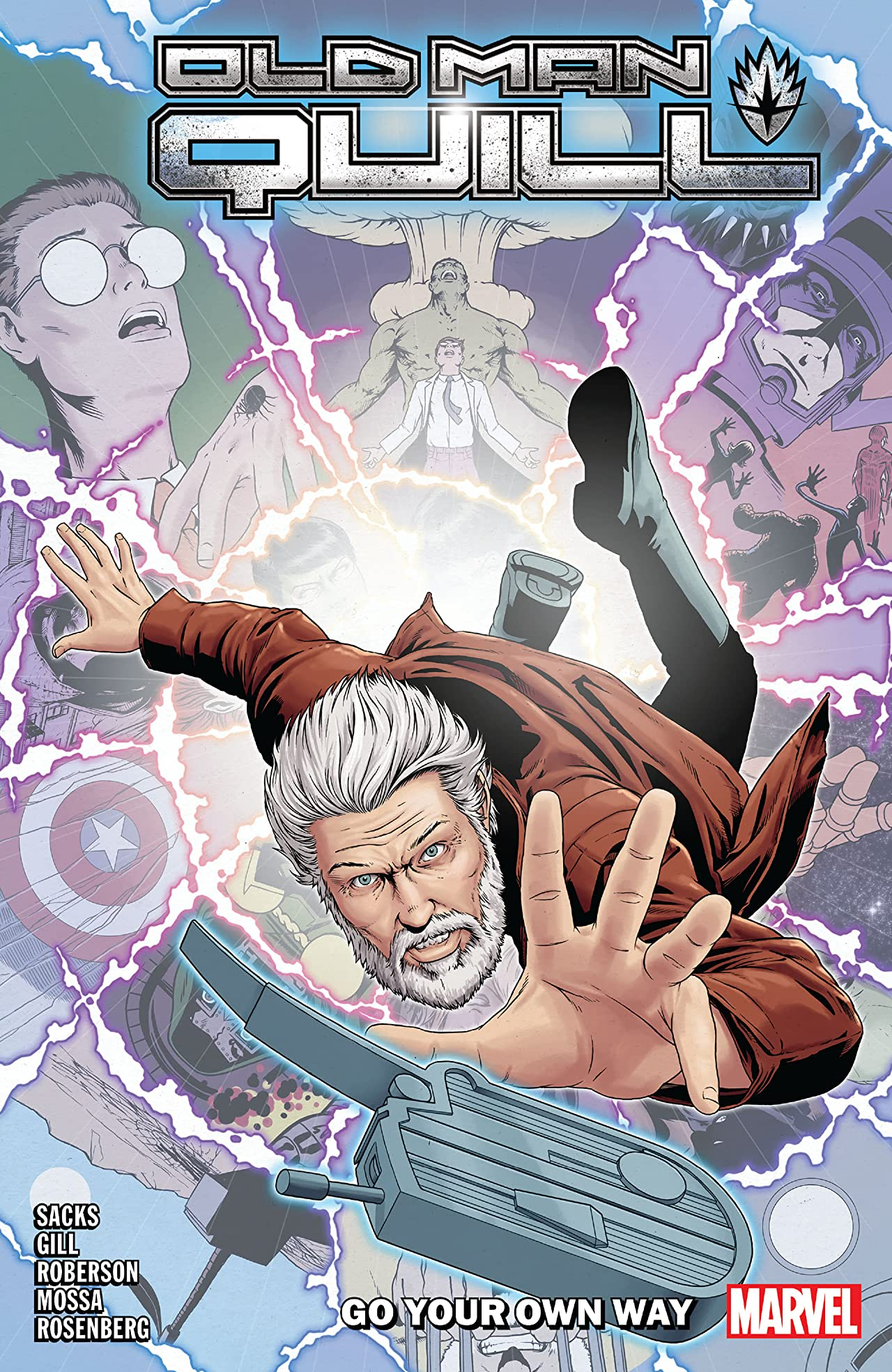 Old Man Quill Vol. 2: Go Your Own Way