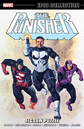 Punisher Epic Collection: Jigsaw Puzzle