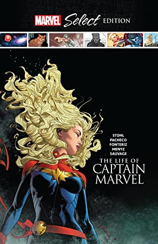 The Life Of Captain Marvel Marvel Select