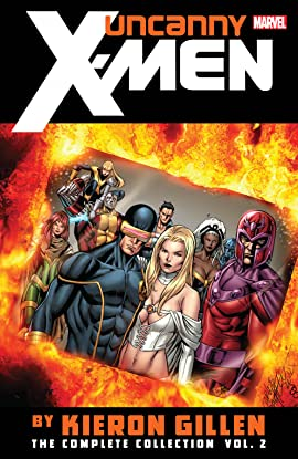 Uncanny X-Men by Kieron Gillen: The Complete Collection Vol. 2