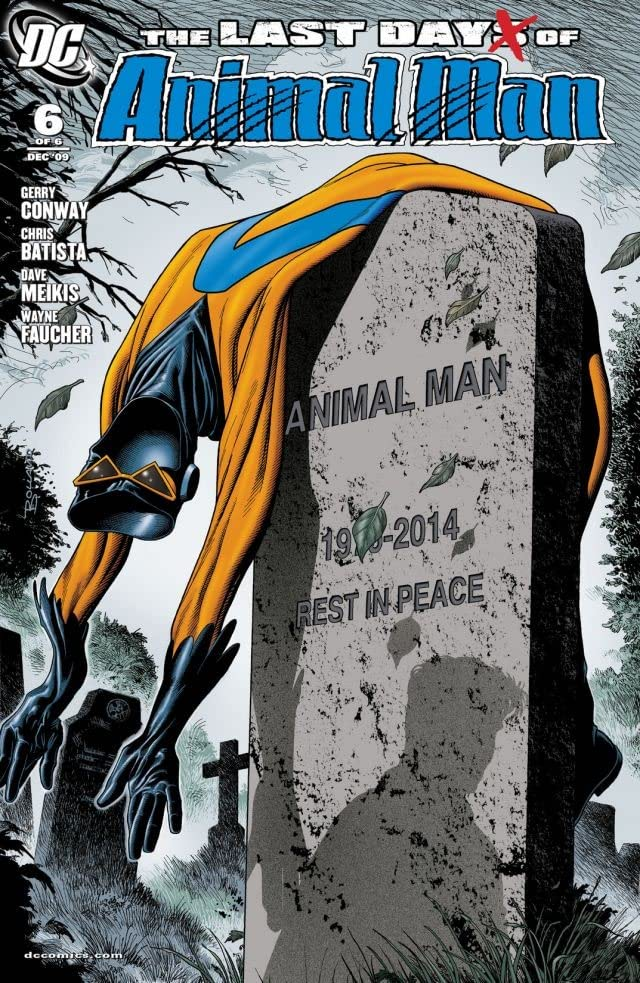 Last Days of Animal Man #6