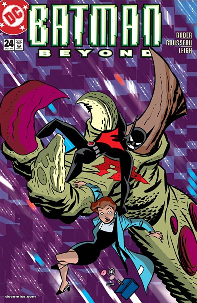 Batman Beyond (1999-2001) #24