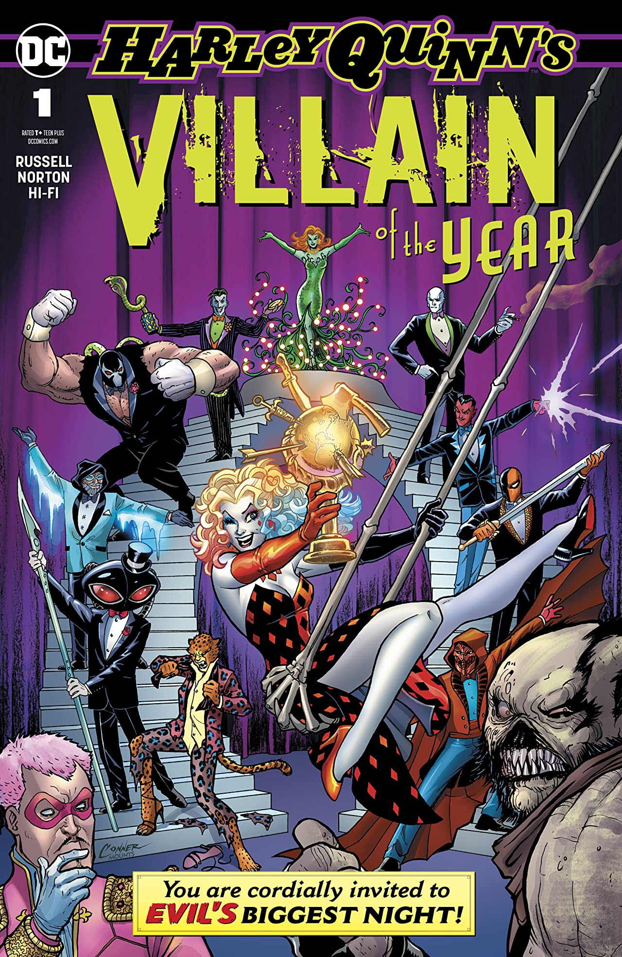 Harley Quinn: Year of the Villain (2019-) No.1