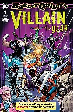 Harley Quinn: Year of the Villain (2019-) #1