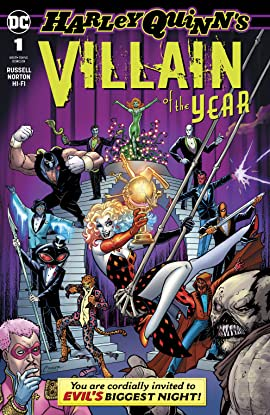 Harley Quinn: Villain of the Year (2019) #1