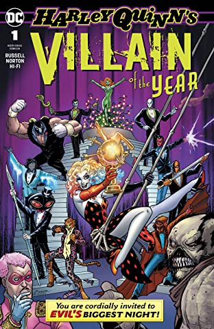 Harley Quinn: Villain of the Year (2019) #1