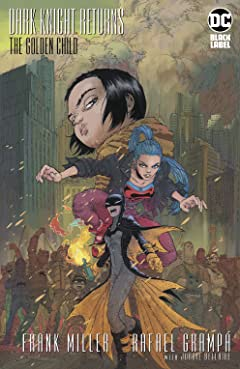 Dark Knight Returns: The Golden Child (2019-) #1