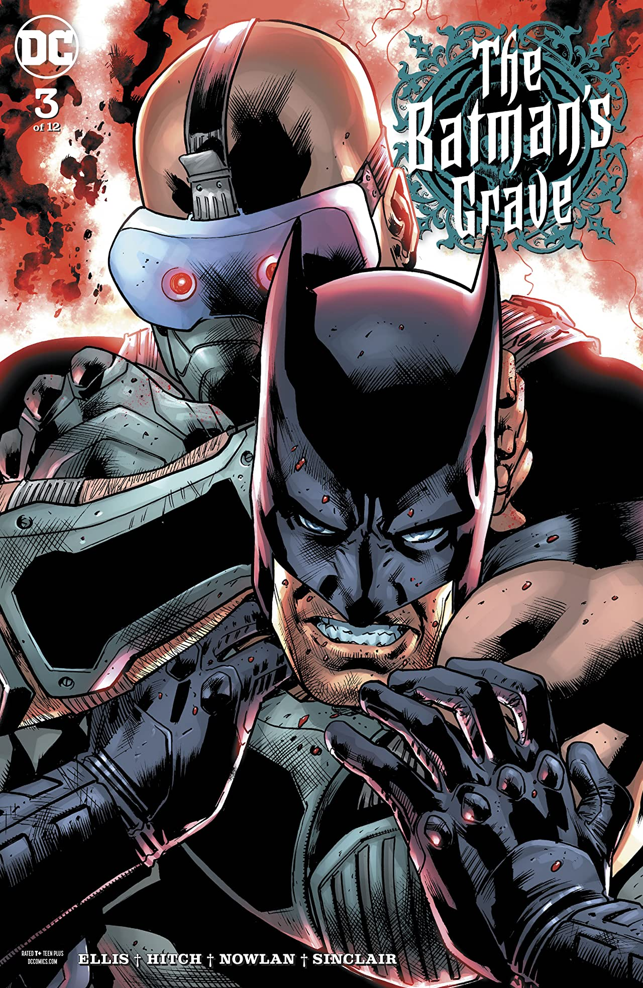 The Batman's Grave (2019-) No.3