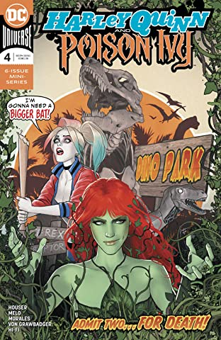 Harley Quinn & Poison Ivy (2019-) #4