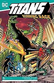 Titans: Burning Rage (2019-) #5