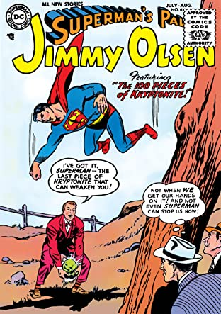 Superman's Pal, Jimmy Olsen (1954-1974) #6