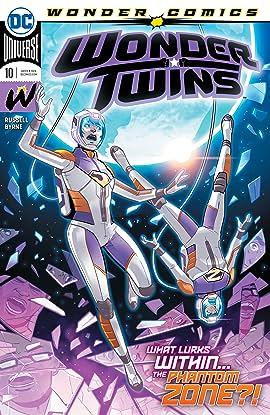 Wonder Twins (2019-) #10