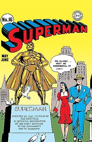 Superman (1939-2011) #16
