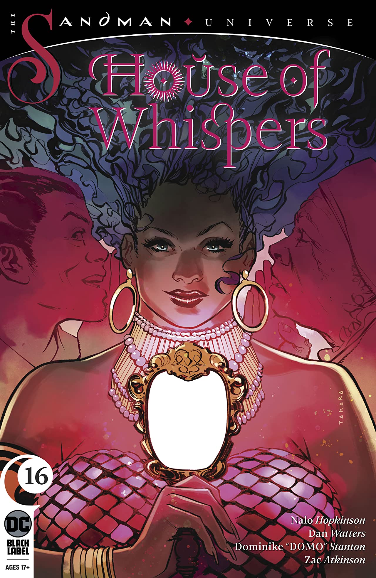 House of Whispers (2018-) No.16