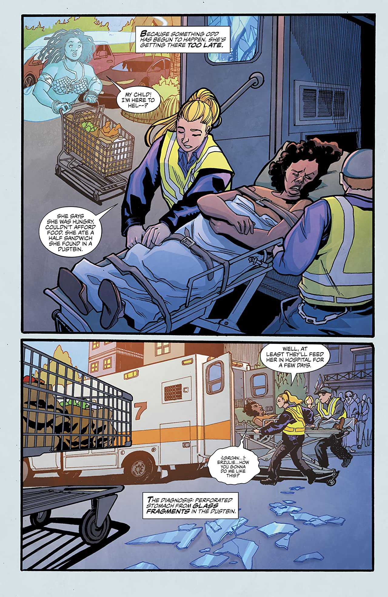 House of Whispers (2018-) #16