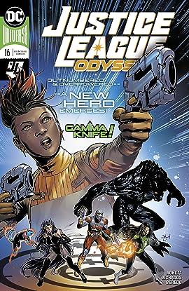 Justice League Odyssey (2018-) #16