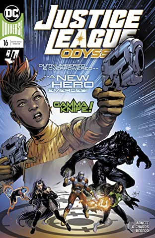 Justice League Odyssey (2018-) No.16