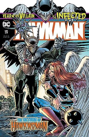 Hawkman (2018-) #19