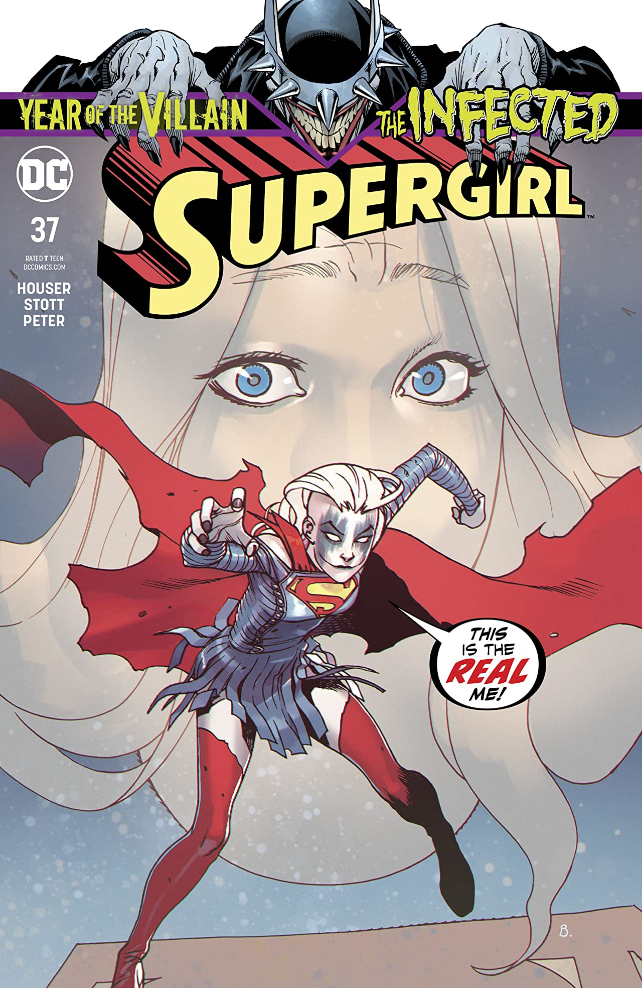 Supergirl (2016-) No.37