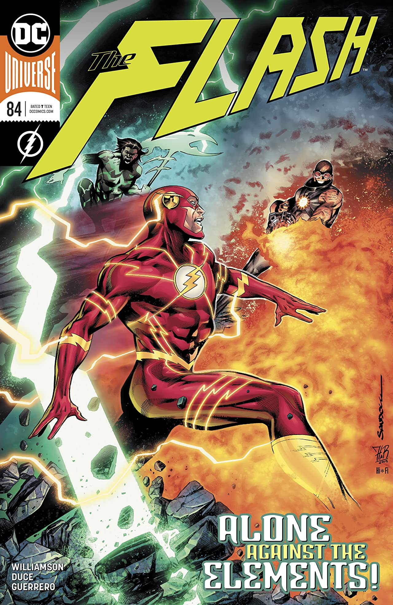 The Flash (2016-) No.84