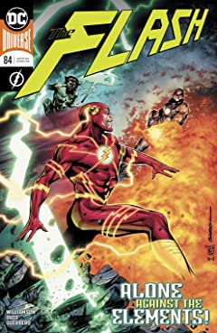 The Flash (2016-) #84
