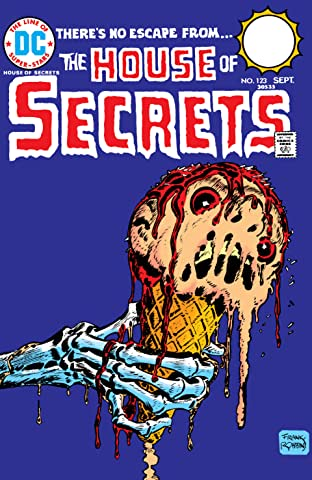 House of Secrets (1956-1978) #123
