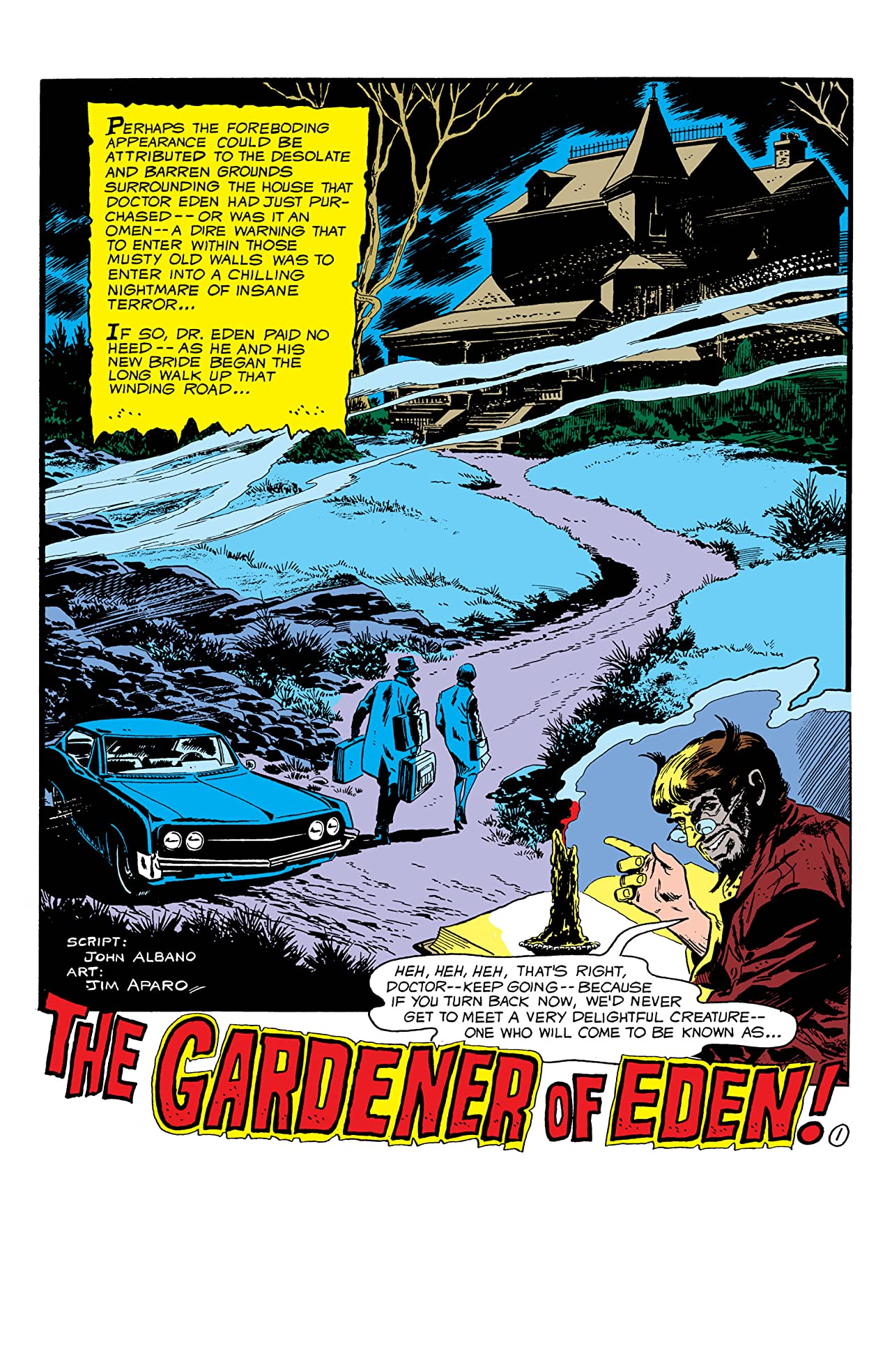 House of Mystery (1951-1983) #192