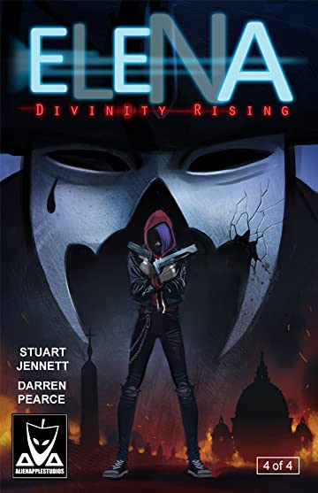 Elena: Divinity Rising #4