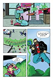 The Adventures of Auroraman #06