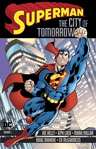Superman: The City of Tomorrow Vol. 1