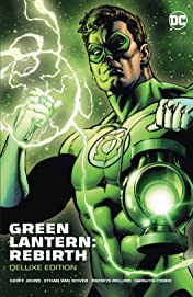 Green Lantern: Rebirth Deluxe Edition