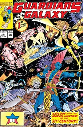 Guardians of the Galaxy (1990-1995) #1