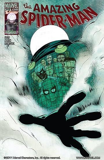 Amazing Spider-Man (1999-2013) #618