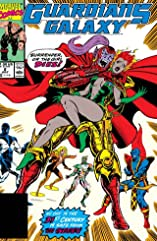 Guardians of the Galaxy (1990-1995) #2