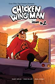 Chicken Wing Man #2
