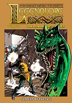 Legendlore: The Realm Chronicles Vol. 5