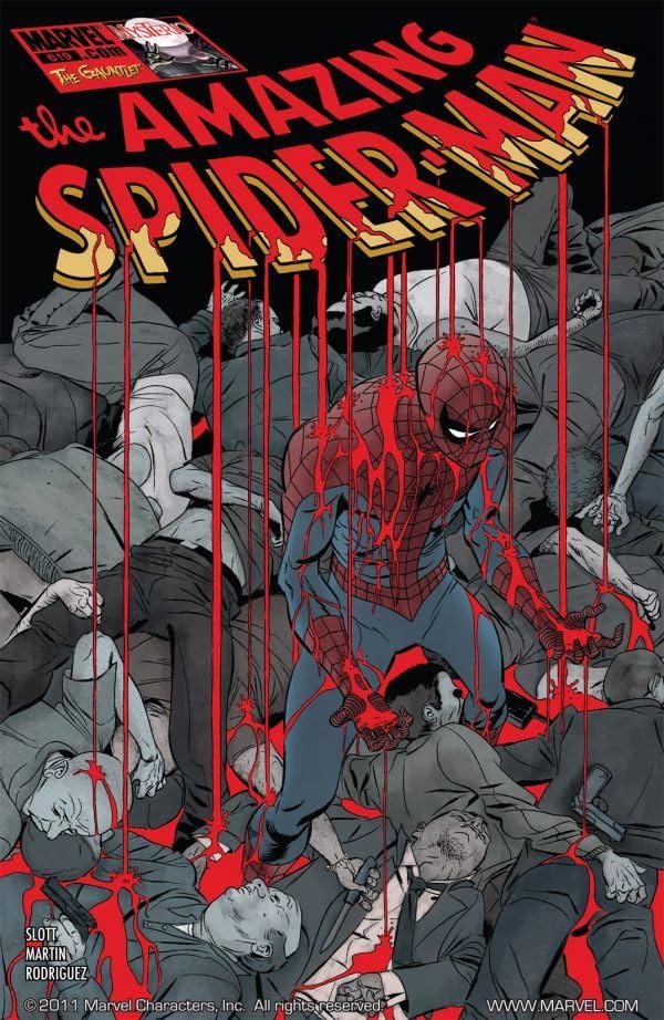 Amazing Spider-Man (1999-2013) #619