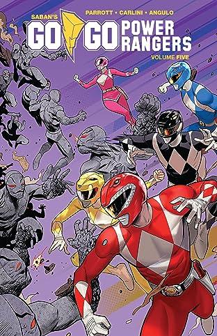 Saban's Go Go Power Rangers Tome 5