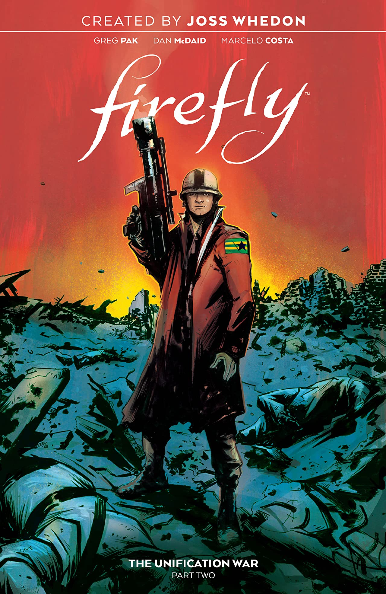 Firefly Tome 2: The Unification War