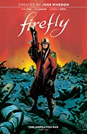 Firefly Vol. 2: The Unification War